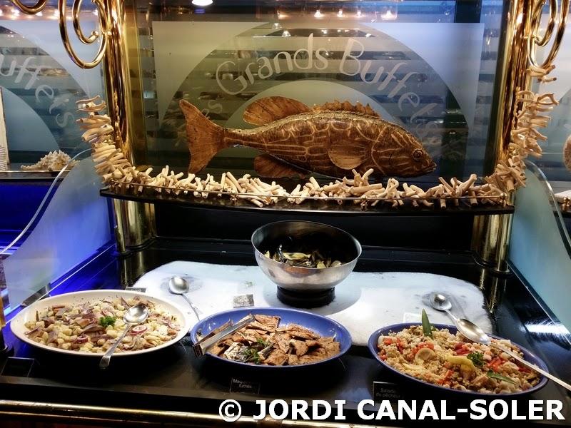 Apunts de Viatge: LES GRANDS BUFFETS, auténtica cocina tradicional ...