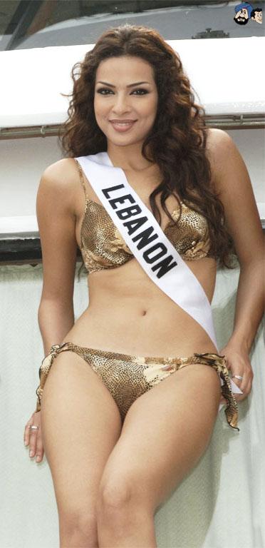 мисс ливан порно фото