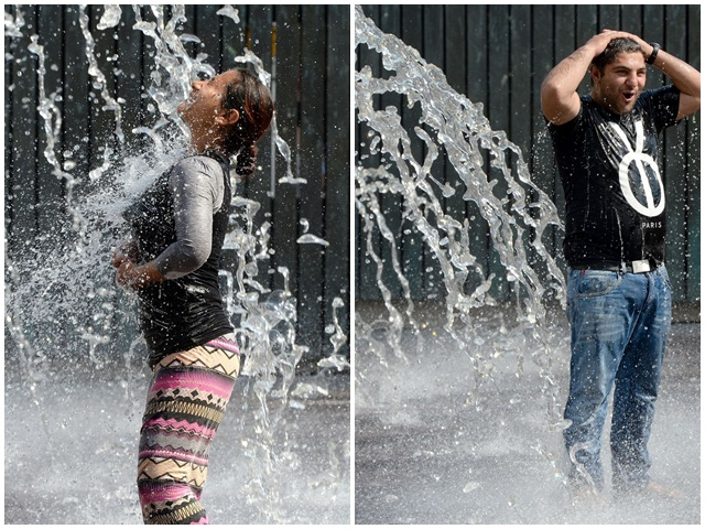 Today Marks Britain's Hottest Day In NINE YEARS?