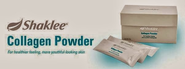 shaklee collagen powder