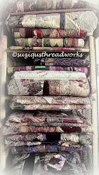 My Quilts Stacked