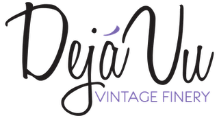Déjà  Vu Vintage Finery: Palm Springs Vintage Clothing