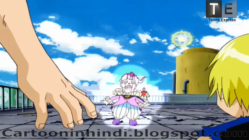 Zatch Bell Episode 09 The Third Spell In Hindi Watch cartoons online, Watch anime online, Hindi dub anime