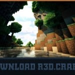 R3D Craft  New R3D.CRAFT Resource Pack 1.7.10/1.7.9/1.7.2