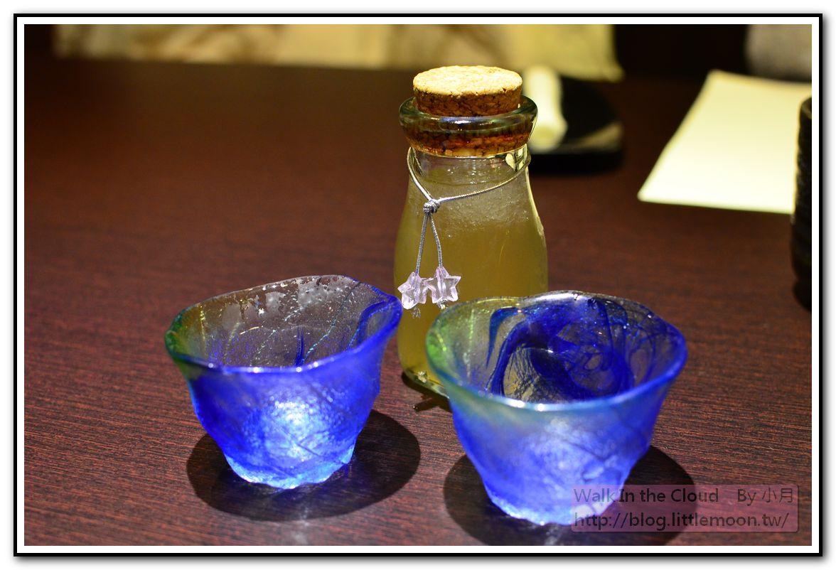 開胃酒與漂亮的琉璃杯