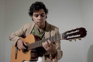 Lucas Brandão vai se apresentar no Festival de Inverno de Bonito 2013