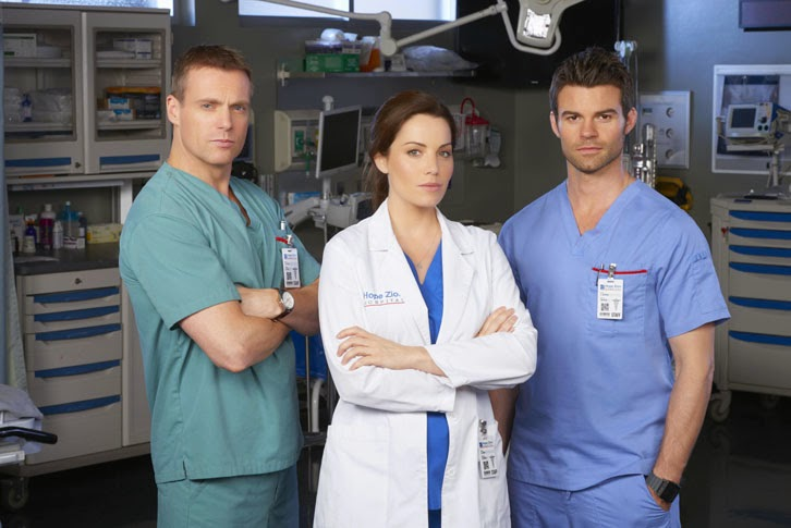 Saving Hope - Season 3 - Full Set Of Cast Promotional Photos
