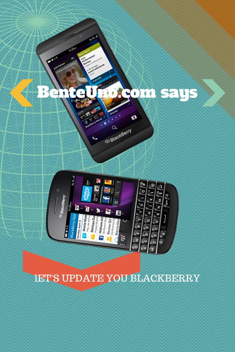 Blackberry OS 10.2.1 update