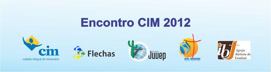 Encontro CIM 2012