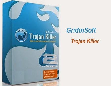 تحميل مكافحة طروادة برنامج GridinSoft Trojan Killer 2.2.3.9