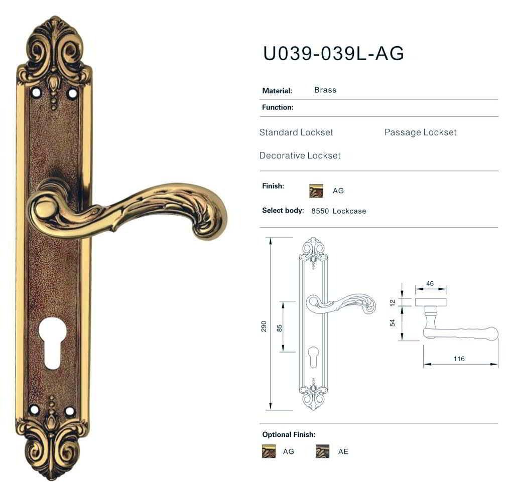 Model Handle Pintu Rumah Minimalis Terbaru