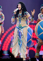 Cher in Pittsburgh