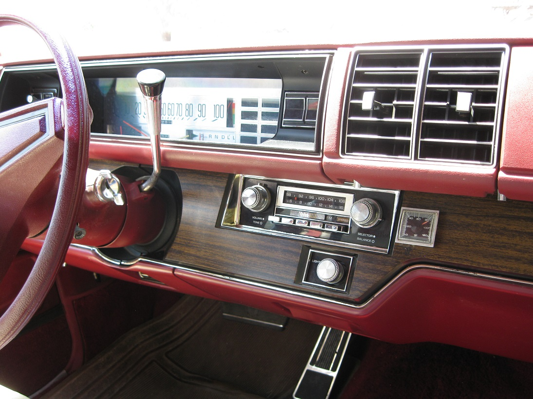 Jim S Junk 1975 Buick Electra 225 Custom Landau Coupe