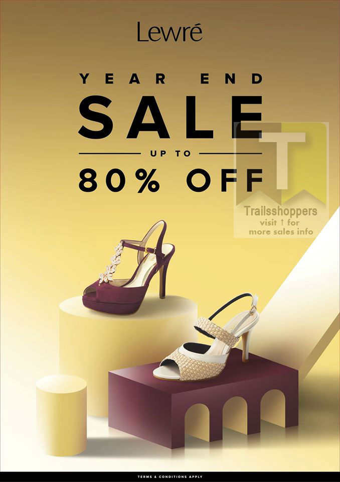 Lewre Malaysia Year End Sale