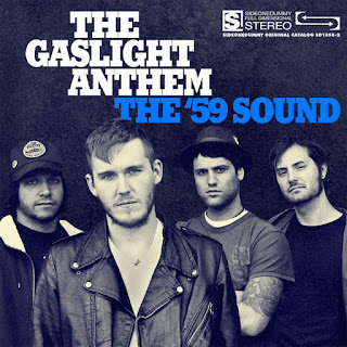 Gaslight Anthem Alex Levine Benny Horowitz Alex Rosamilia The '59 Sound Brian Fallon