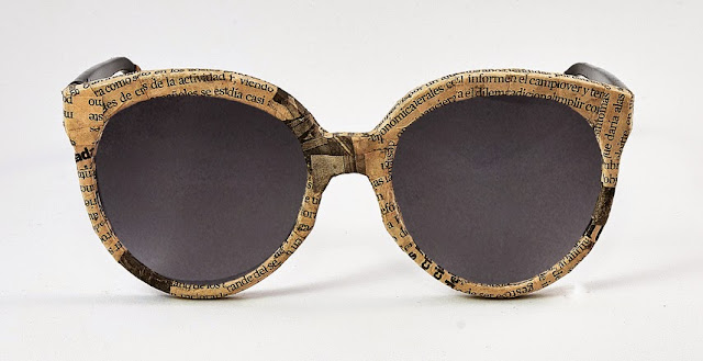 paper and paper eyewear