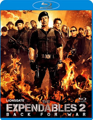 Filme Poster Os Mercenários 2 BDRip XviD & RMVB Legendado