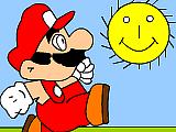 Mario no Computador