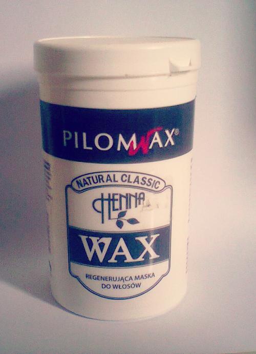 Henna Wax Regenerująca maska do włosów - recenzja, opinia, opinie