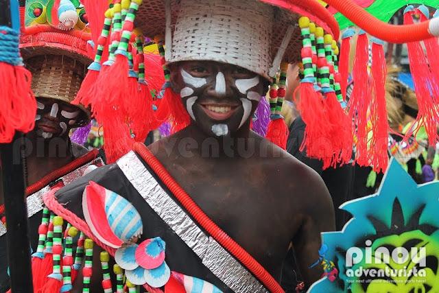 Ati-atihan Festival in Kalibo