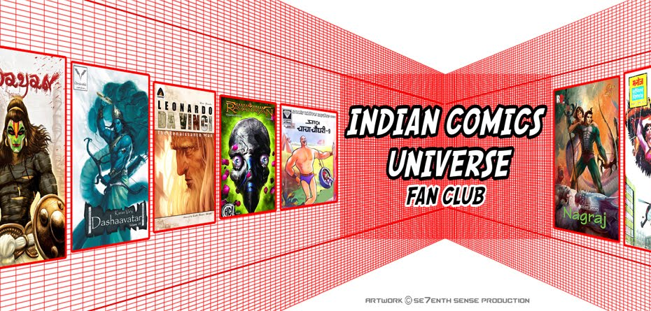 Indian Comics Universe Fan Club(ICUFC)