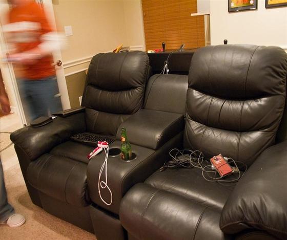 La mejor sala hogareña de videogames 5