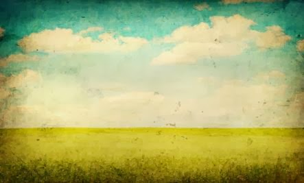 blur sky heaven grass nature picture - clouds - A Friend's Parting Words of Wisdom