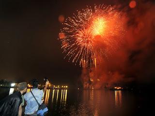 Tempat liburan paling menarik di kunjungi saat Pergantian Tahun
