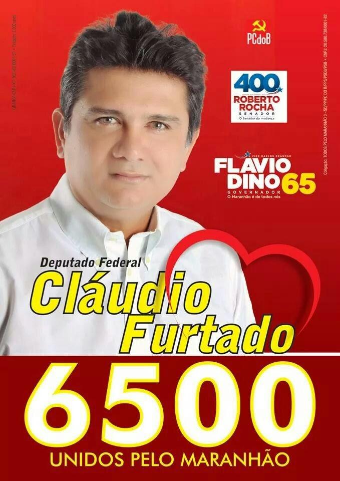 CLÁUDIO FURTADO DEPUTADO FEDERAL 6500