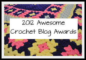 awesome crochet blog awards 2012