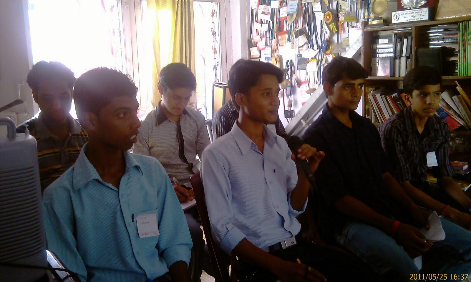 Citizen News Service Cns Youth Use Citizen Journalism In Tobacco