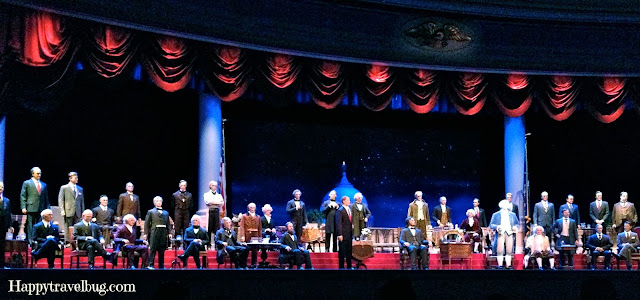 Hall of Presidents at Disney World (Magic Kingdom)