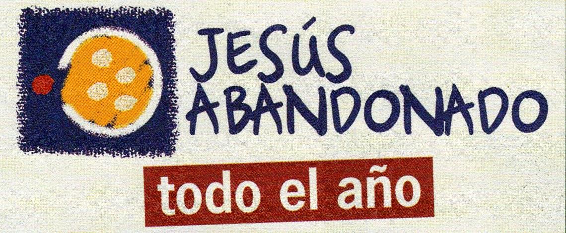 JESÚS ABANDONADO