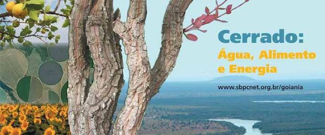 Dia a Dia da SBPC em fotos de EAemGoiás