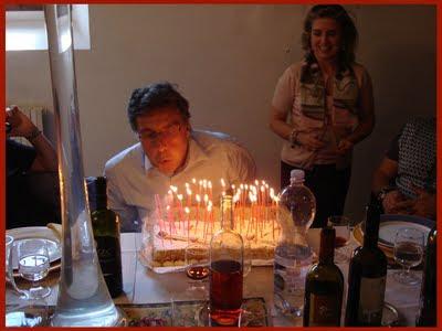 sessantesio compleanno del presidente Cantine fratelli Bellini