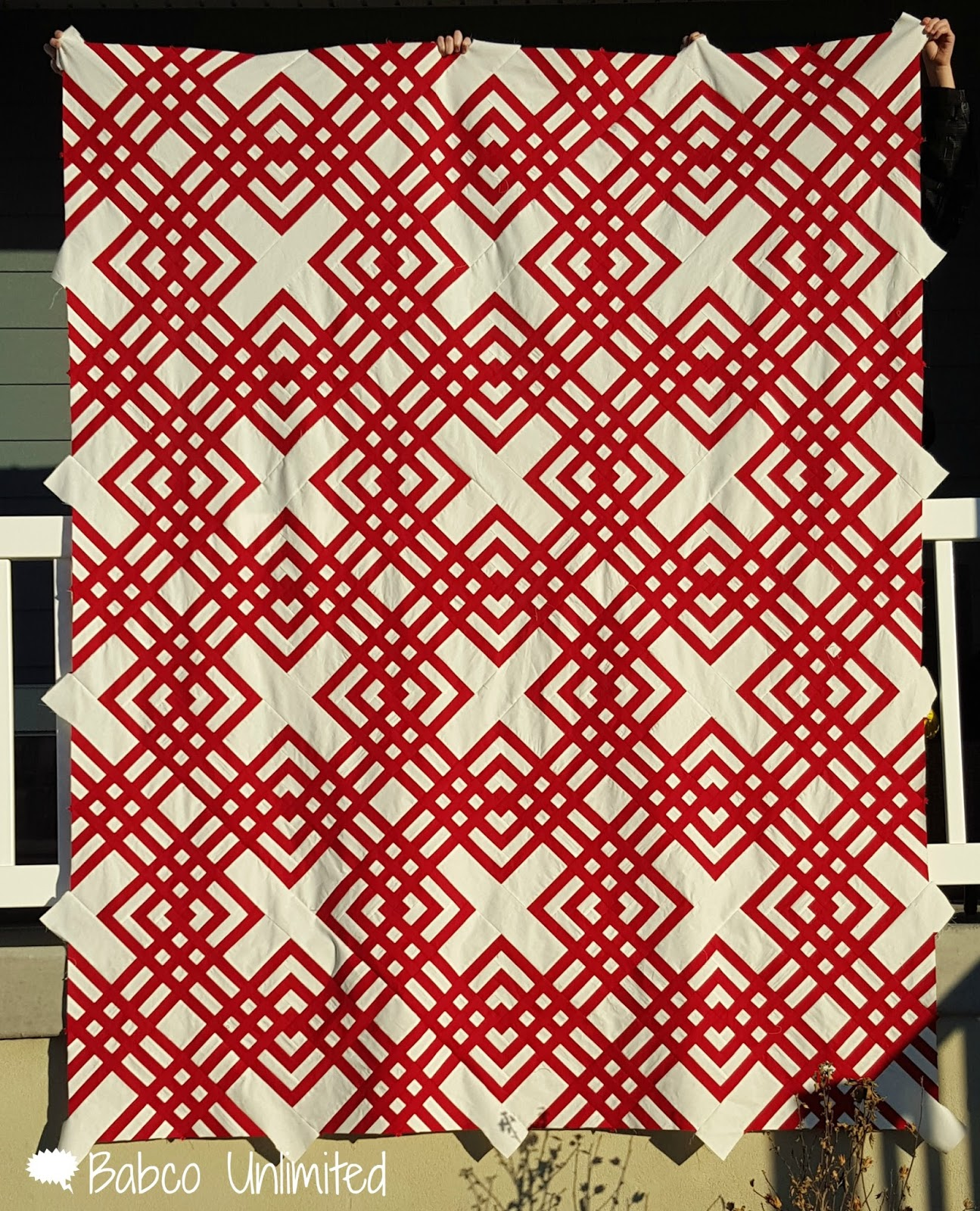 Babco unlimited a year in review for Red door design quilts