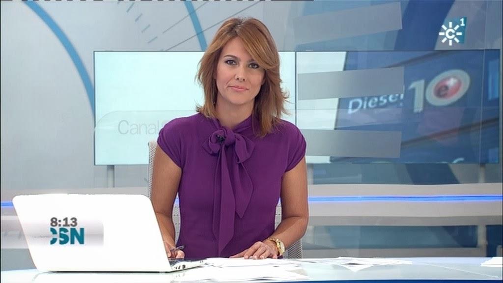 VICTORIA ROMERO, BUENOS DIAS (08.11.13)