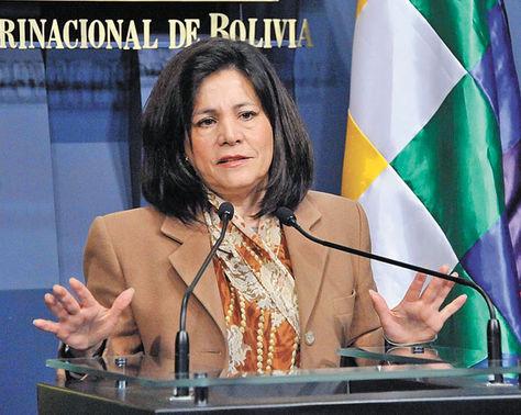 Publicidad gubernamental en Bolivia