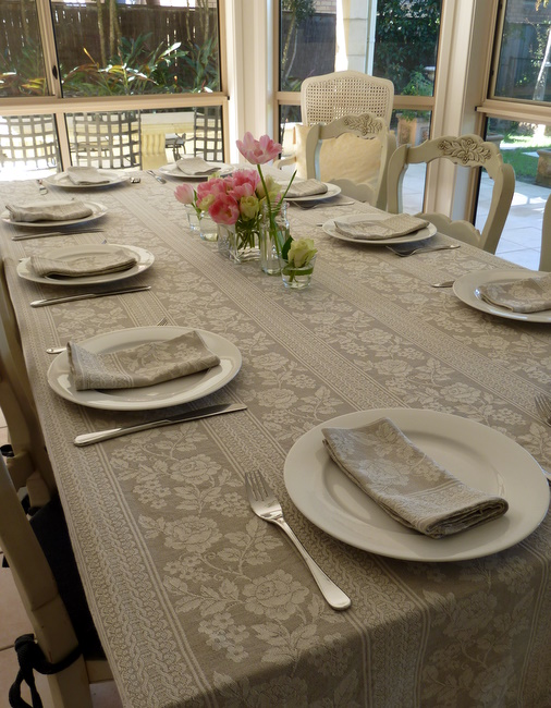 ... Tablecloth In San Gimignano, Tuscany, Italy. Iu0027ve Always Believed That  You Should Use What You Have And Not Just Save It For Special Occasions, ...