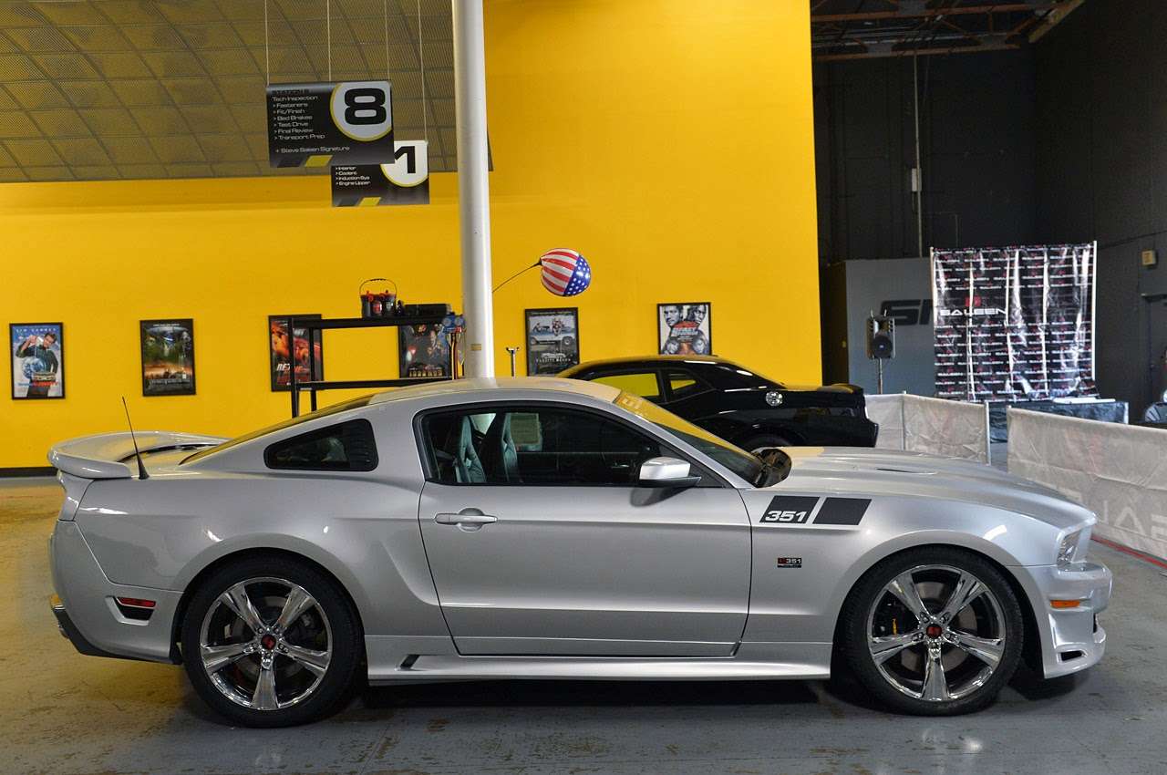 2014 saleen 351 supercharged mustang new york mustangs forums. Black Bedroom Furniture Sets. Home Design Ideas