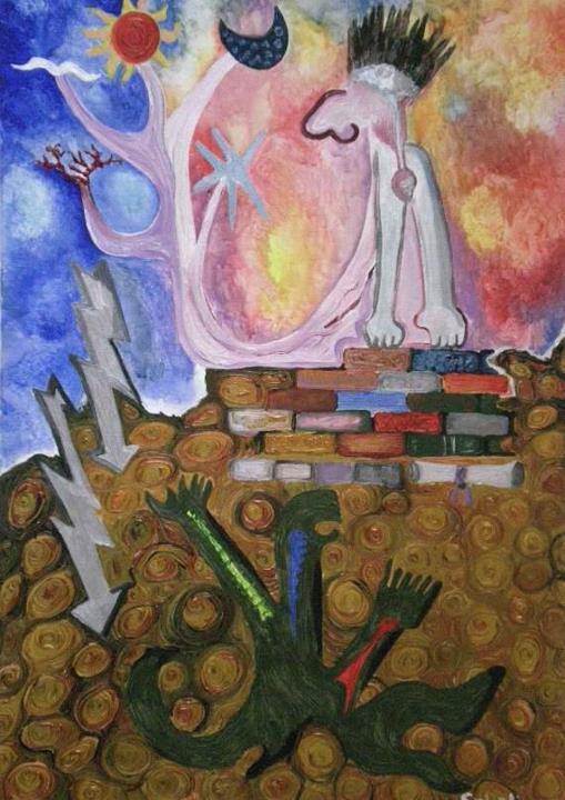 Evil & heaven