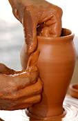 Eu quero ser como um vaso em tuas mãos...