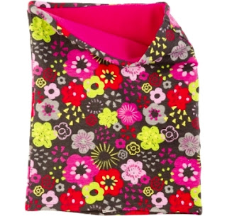Girls Winter Fleece Neck Warmer - Tuc Tuc Kingdom