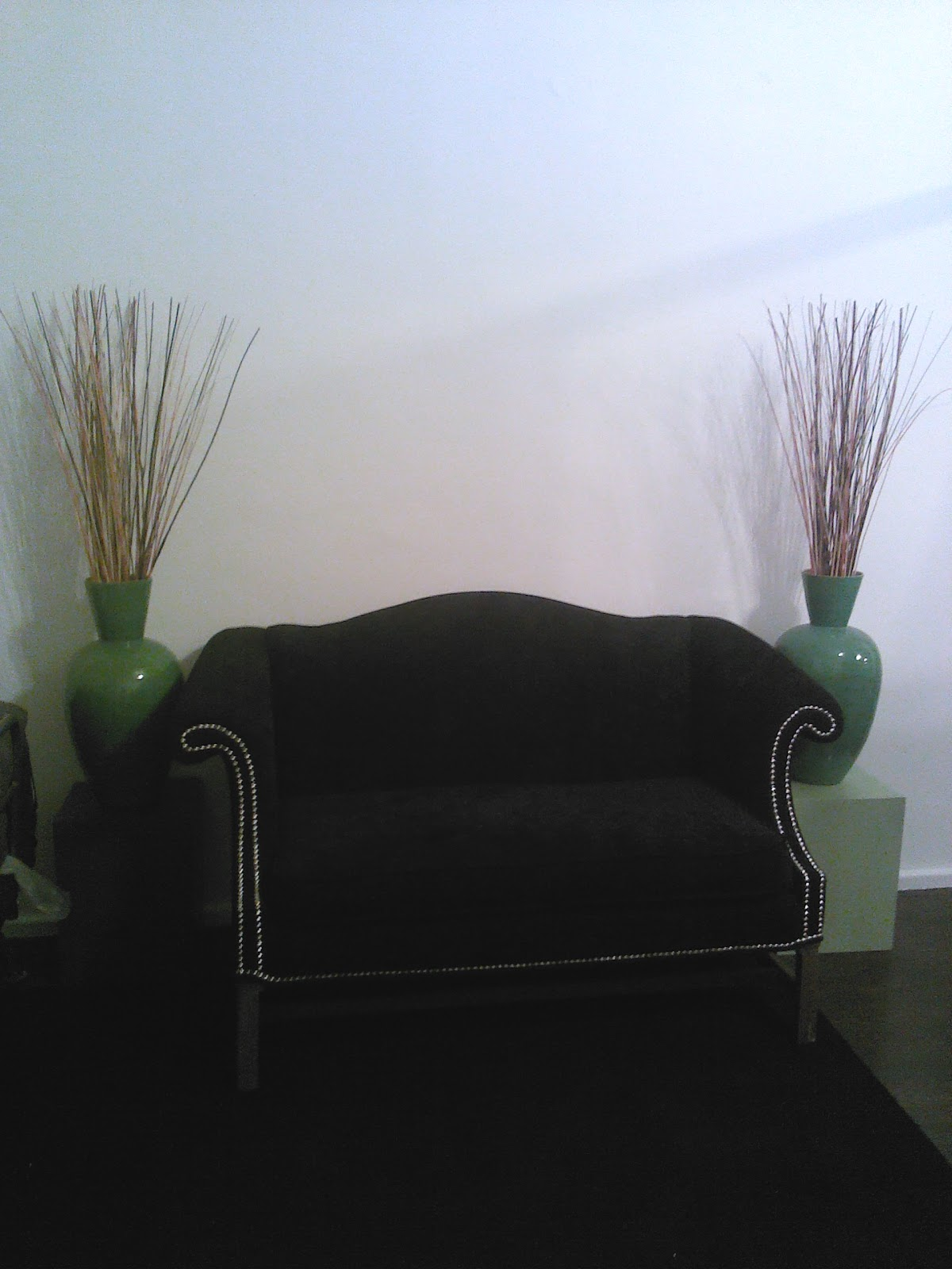 here are a couple sneak peeks pardon the horrible cell phone quality. Black Bedroom Furniture Sets. Home Design Ideas