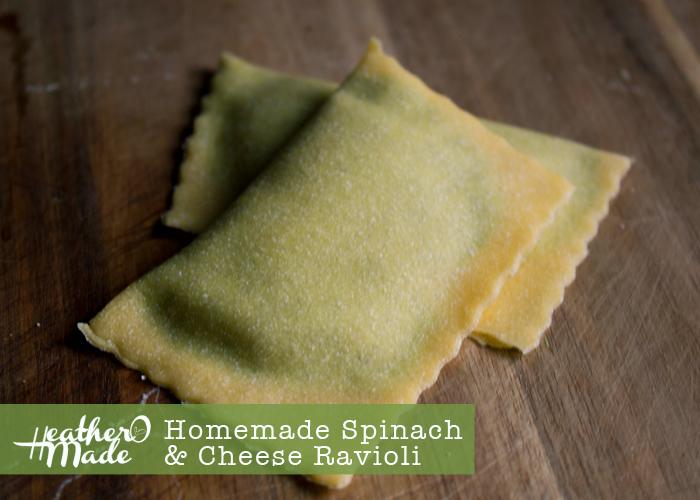 how to make ravioli stick together