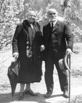 Jonathan Goforth and Rosalind Goforth