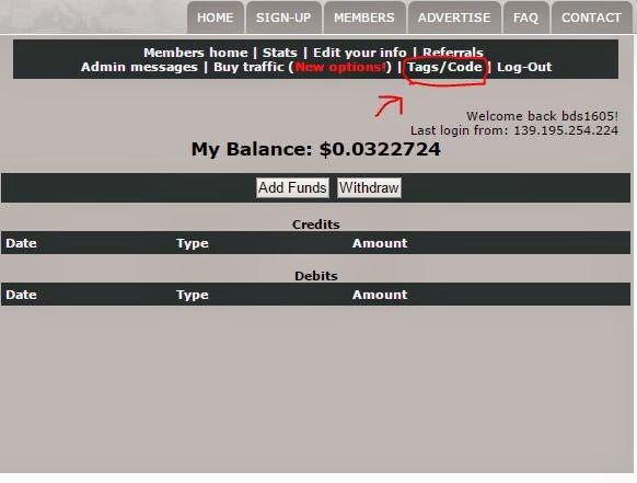 cara mendapatkan dollar lewat cpm di cpx24.com