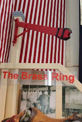 The Brass Ring •Merry Go Round Museum • Sandusky, Ohio