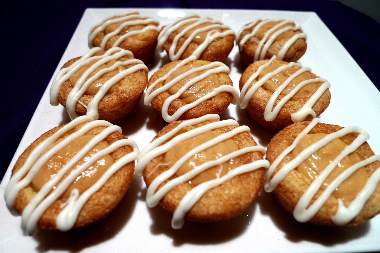 SWEET AS SUGAR COOKIES: Snickerdoodle Biscoff Cookie Cups