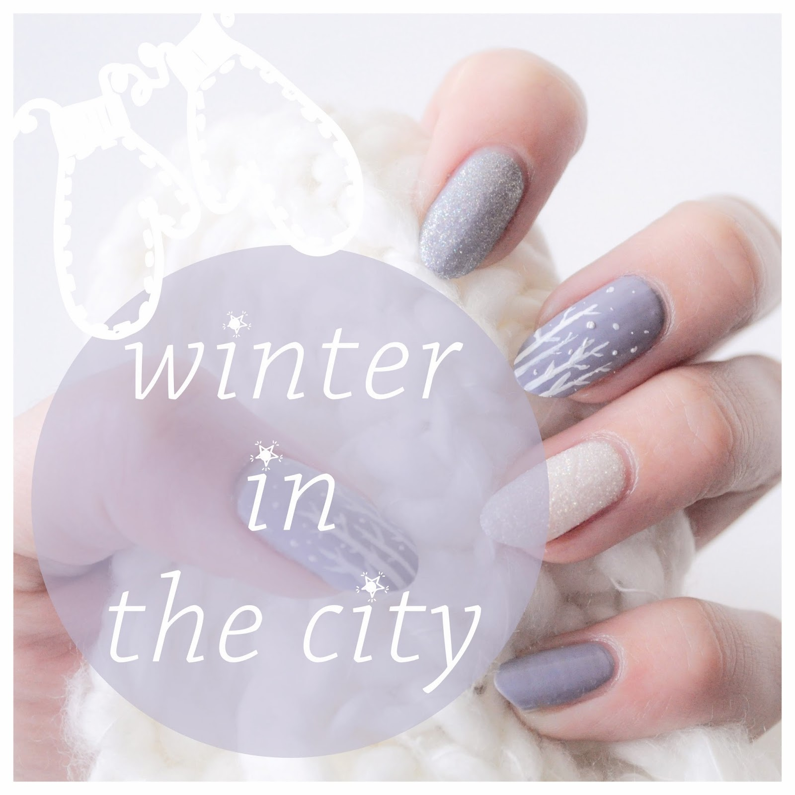 winter in the city=